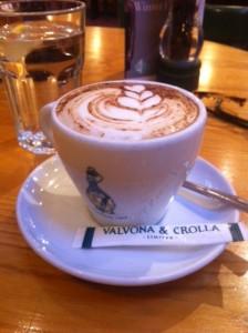 cappuccino V&C